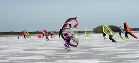 Kitewing Kite Wing Lessons Toronto Ontario Canada