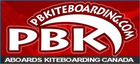 ABoards kiteboarding Canada - PBKiteboarding