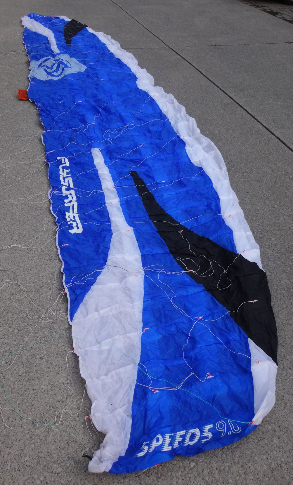 Used Flysurfer Speed 5 9m Deluxe