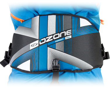 Connect Pro Snowkite Harness Banner