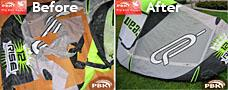 kite repairs canada best kite canopy repair OR Kite 3